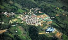 Gran Colombia Gold提高了2019年的生产指导