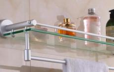 浴室哪些位置可以安装挂件 浴室挂件如何选购