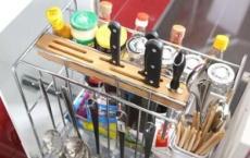 置物架种类有哪些 厨房置物架什么材质好