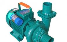 水泵抽不上水的原因 水泵不抽水的故障该如何修理