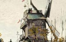 荷兰梵高价值千万画作误被当赝品