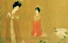 北京故宫13件唐代绘画真迹