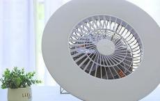 这款风扇灯火了!1秒感受治愈自然风,还能智能调节灯光